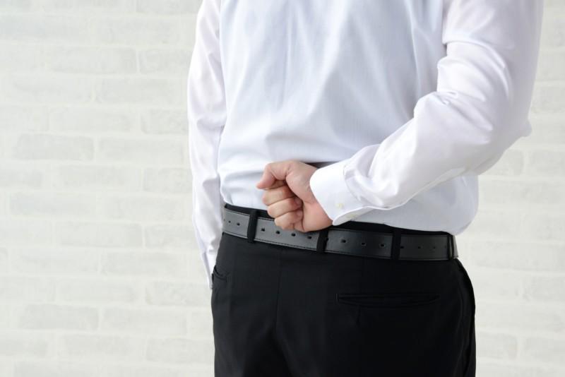 中腰は禁物! 腰痛・ぎっくり腰・椎間板ヘルニアの原因!