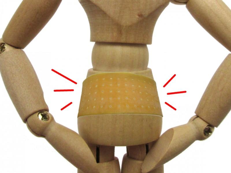 椎間板ヘルニアにおすすめ!  腰痛コルセットの種類とその効果は?