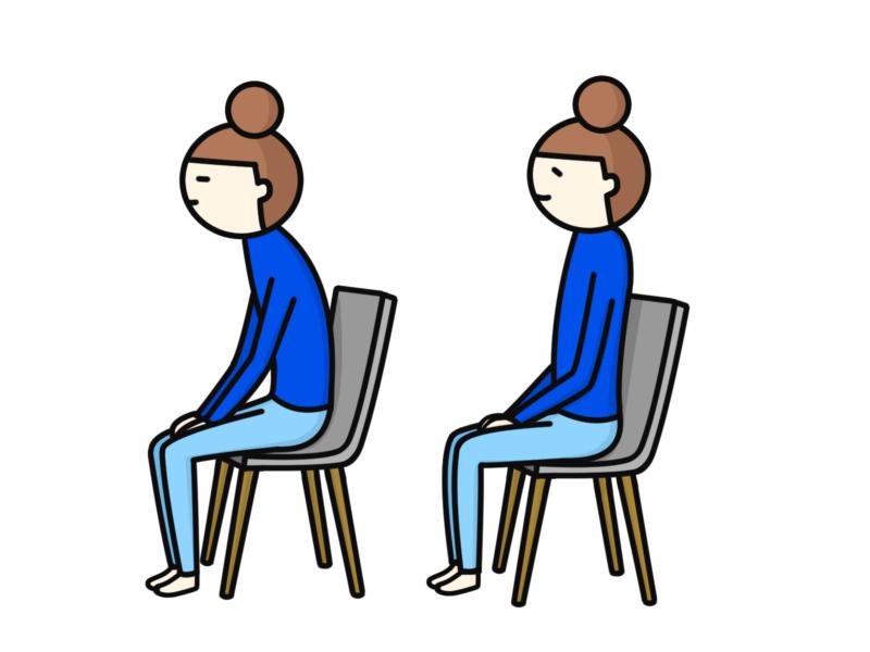 腰痛・椎間板ヘルニア対策に!姿勢を良くする椅子8選